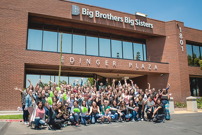 Big Brothers Big Sisters of Orange County and Inland Empire - Staff Pep Rally