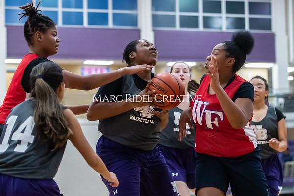 Broughton girls basketball vs Wake Forest. November 14, 2019. D4S_9575