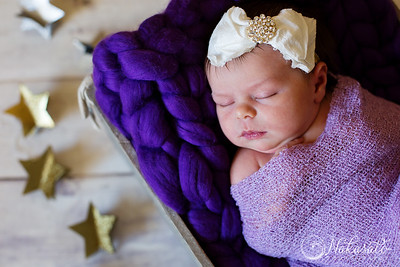 Emberly {newborn session}