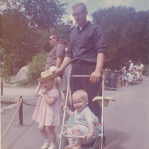 1963 Detroit Zoo