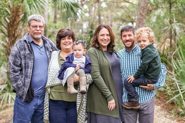 Hunter Family Fall 2018
