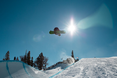 2019 Toyota U.S. Grand Prix - Snowboarding - Mammoth