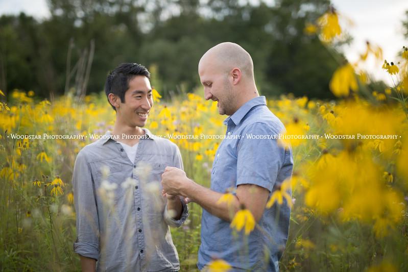 Eric & Matt Engagement