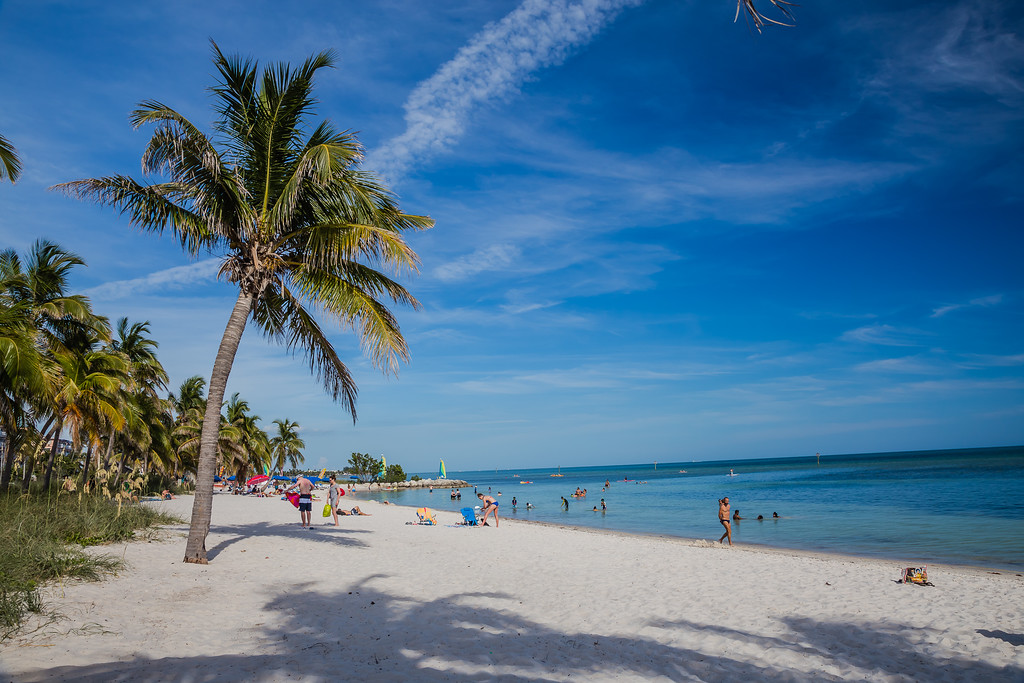 Beaches in Key Largo