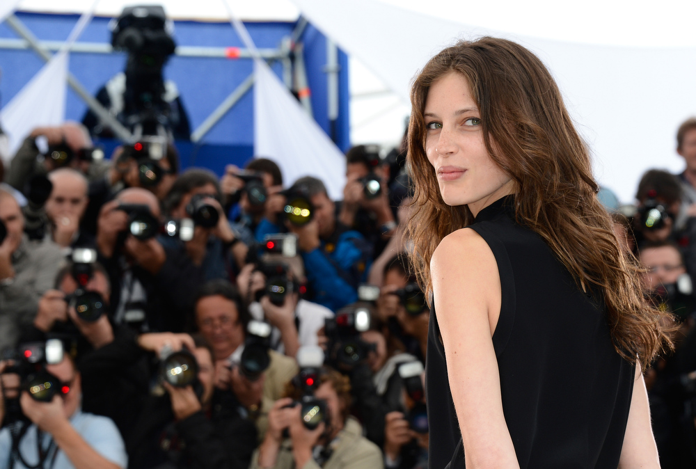 . Actress Marine Vacth attends the \'Jeune & Jolie\' Photocall during the 66th Annual Cannes Film Festival at the Palais des Festivals on May 16, 2013 in Cannes, France.  (Photo by Pascal Le Segretain/Getty Images)