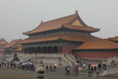 Forbidden City, Beijing - 19 September 2013
