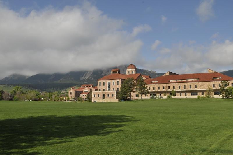 Colorado University - Boulder