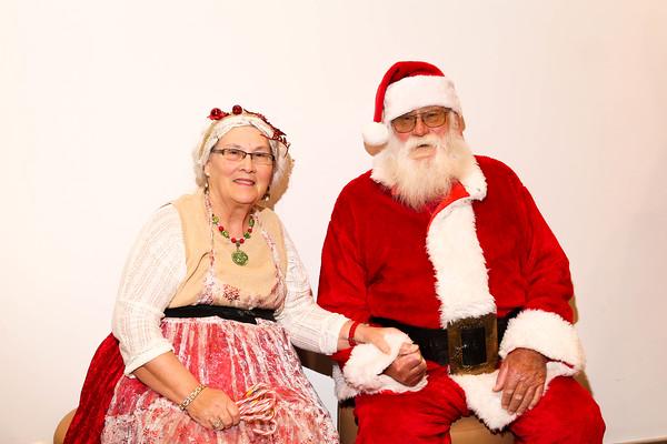 McDonald's Santa Photos