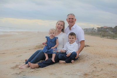 Doherty Family,  Ponte Vedra Beach, Florida