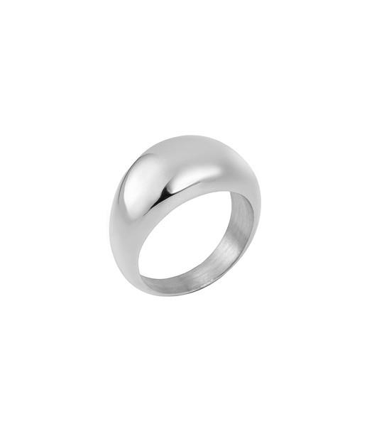 Nova plain ring , Steel