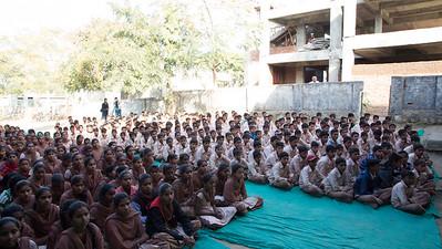Waghjipur School Visit