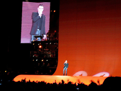 George Michael - in Aarhus 2007