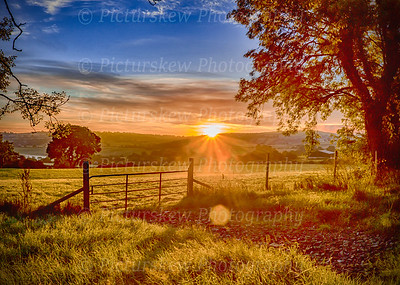 Dromara Sunrise