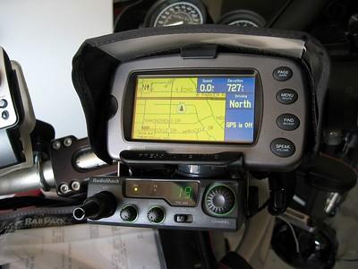 CB Radio Installation on GS