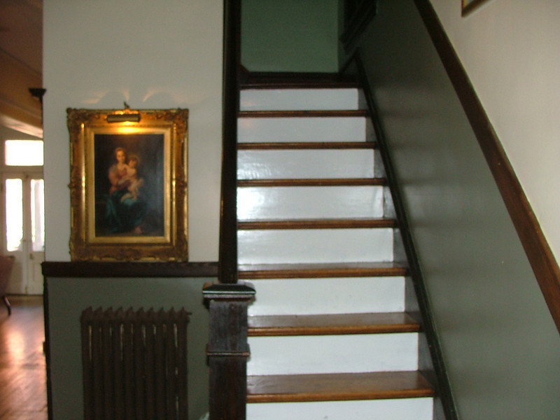 1848 stairs (no feet)