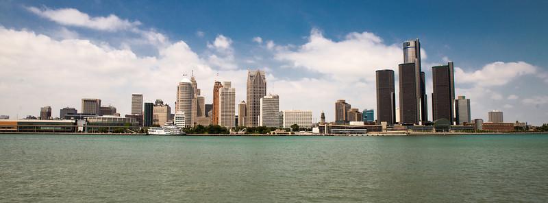 2013 RouteOne Detroit River Cruise