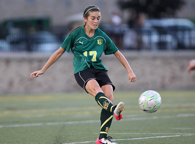 Brockport Women v. St. John Fisher Cardinals 9-5-12