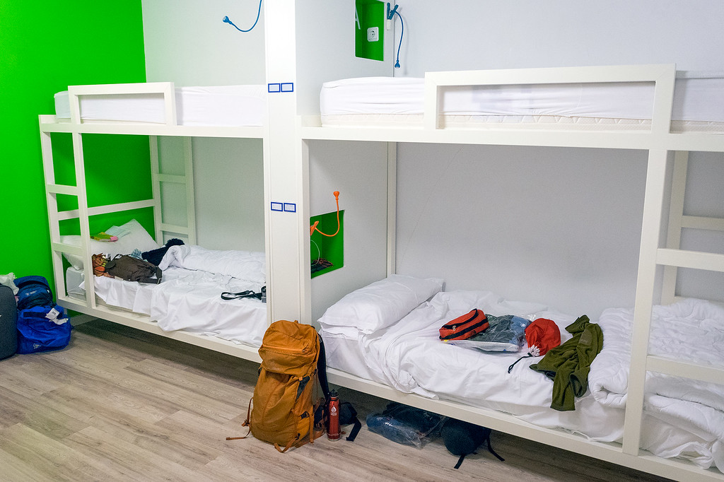 Cheap Backpacker Hostels