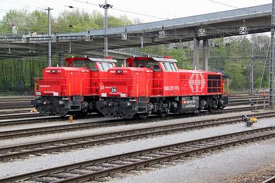 SBB Class 843