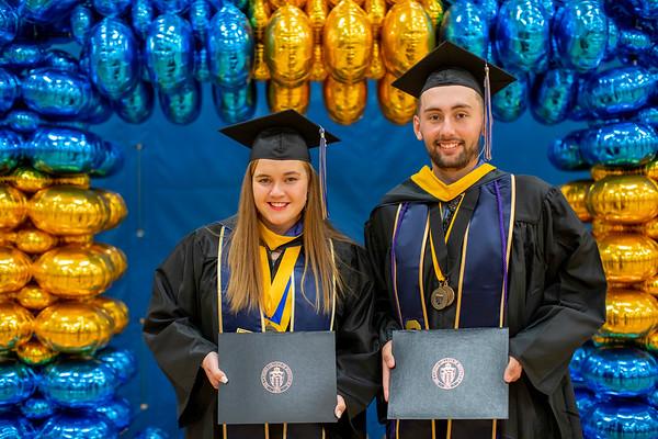 Canisius College Undergrad A&S Commencement