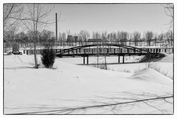 Bowstring Bridge