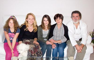 2010 Simon Andras Family Visit