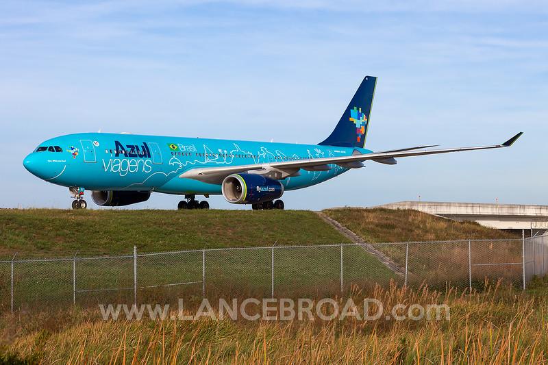 Azul A330-200 - PR-AIU - MCO