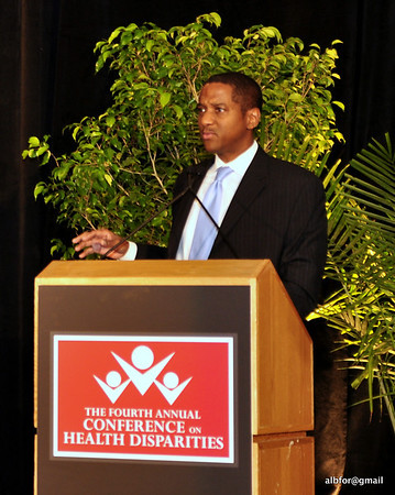 Nov 12, 2010 4th Annual Nat Conference On Health Disparities Day