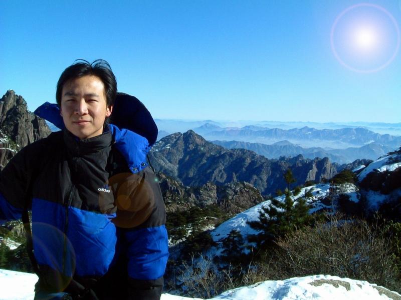 我的足迹 -- 2004年 - 一镜收江南 - 清韵