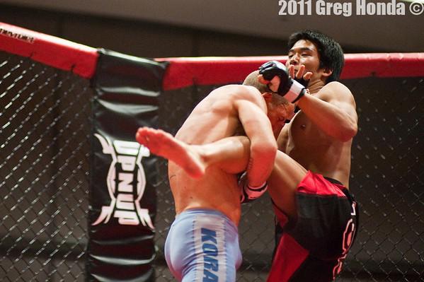 Kazumasa Sugawara vs Kyle Foyle