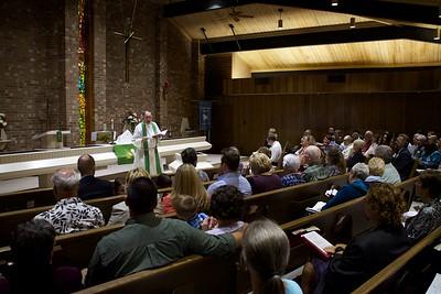 Pastor Huffman Retirement, Sept 27, 2015