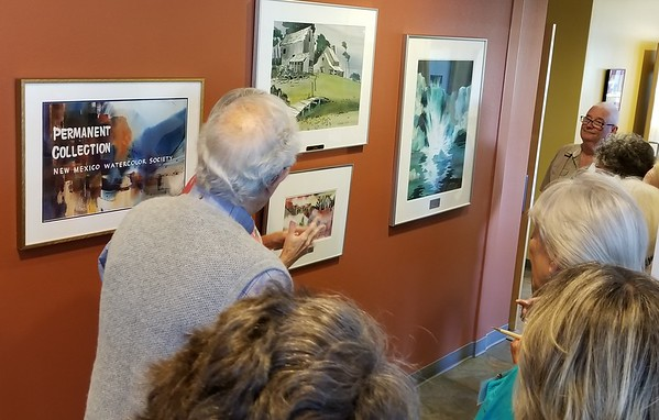 2018-09-21 ABQ Permanent Collection Tour