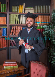 Aled Owens Graduation