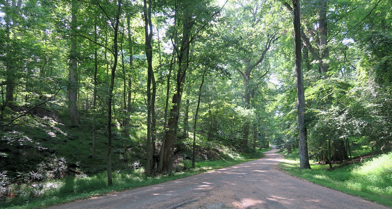 American Approach Road -- Early October, 1781
