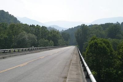 Blue Ridge Parkway, August 2010