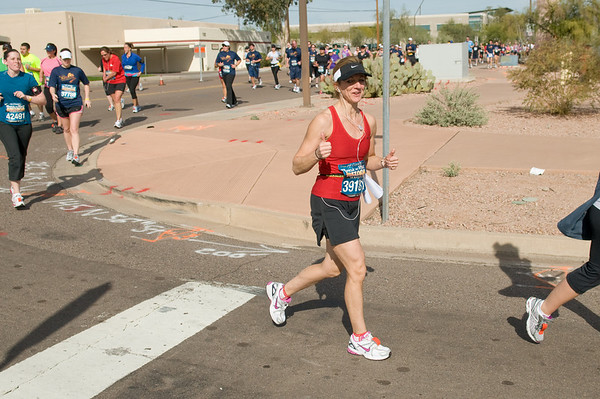 Amy Half Marathon - 2011