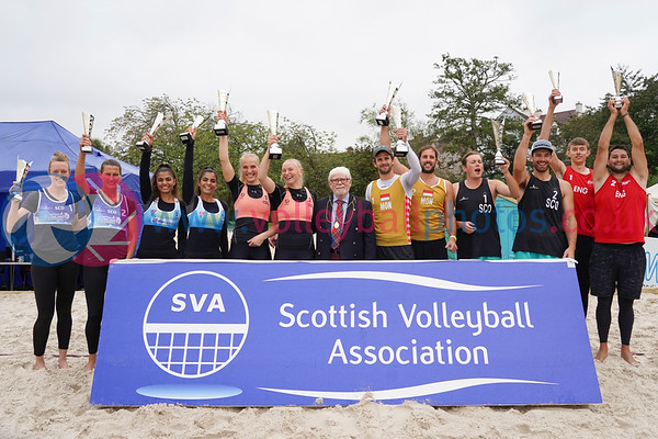 2019-09-22 CEV SCA Beach Volleyball Finals