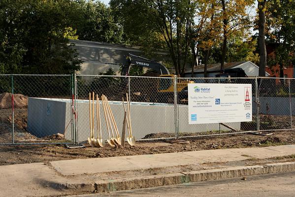 20 Liberty Street  Groundbreaking 10-06-12