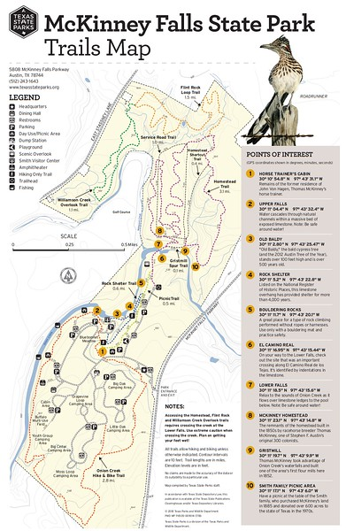 McKinney Falls State Park (Trails)
