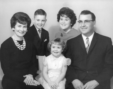 Howard and Margaret Sells Family