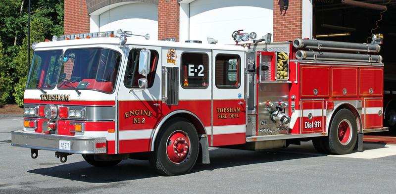 Engine 2  1990 E-One  1500/1000