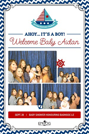 Welcome Baby Aidan (prints)
