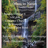 "I was contacted by the ""Music on the Hill"" from Westport CT for use of my waterfall image in their fall flyer"