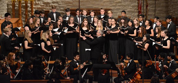 US Choral Orchestra Festival  2-5-18