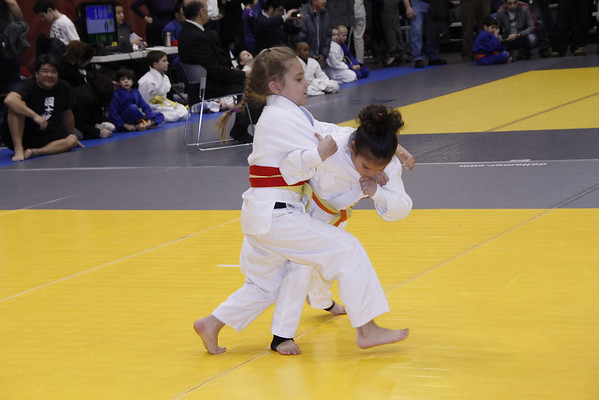 Tech Judo Feb 3, 2013
