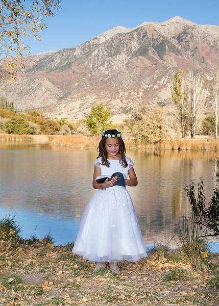 Teleia Baptism