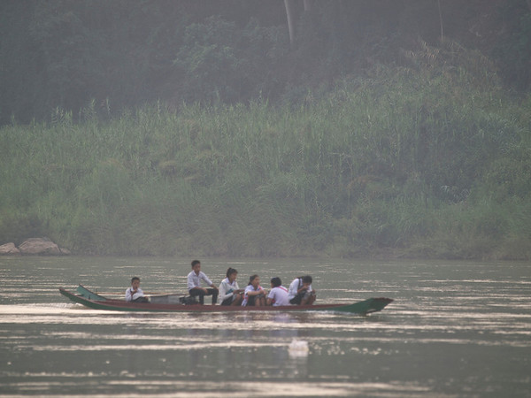 Life Along the Mekong, Lao PDR