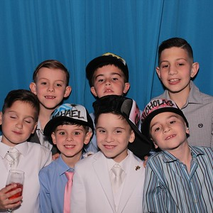 Nicholas and Christopher's Communion