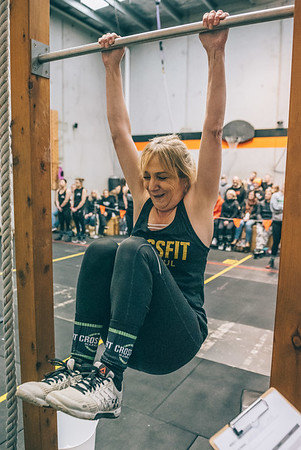 WOD 3 - WCH Box Rox 2019 Triples Competition