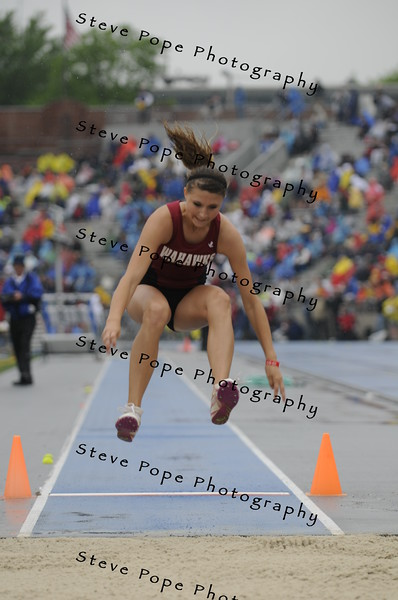 2011 4A Long Jump